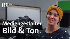 Mediengestalter*in Bild und Ton | Ich mach's | Ausbildung | Beruf | BR