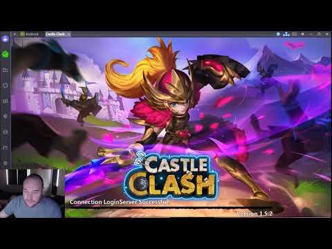 Castle Clash - Purchase Packs 1/31