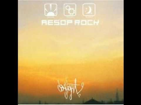 Aesop Rock- Daylight