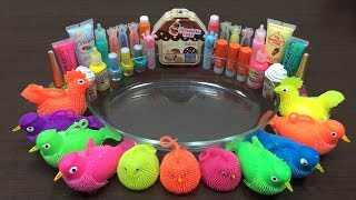 mixing-makeup-and-colors-into-store-bought-slime-relaxing-satisfying-slime