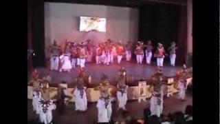 Dharmaraja College Dancing Troupe 2008