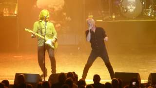 THUNDER,ENEMY INSIDE ,SOUTHAMPTON GUILDHALL,2017