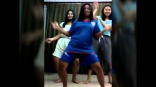 กาโว Dance Contest 2015 Central Lampang by BSBZ -น้ำจิ้ม (โชว์ฮา) เต้นเพื่อความสนุกเท่านั้น เต้นโดย ฟ้า บิ๋ม ผักกาด.