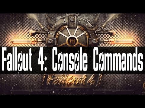Fallout 4 : Console Commands