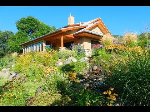 The Sustainable Neelu Bindu Farm in Paonia, Colorado