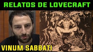 Vinum Sabbati (Arthur Machen) - Relatos de Lovecraft