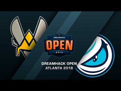 Vitality vs Luminosity - DreamHack Open Atlanta - Map 2