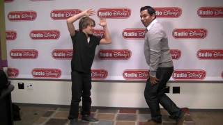 "Dakota Goyo ""Real Steel"" Moves"