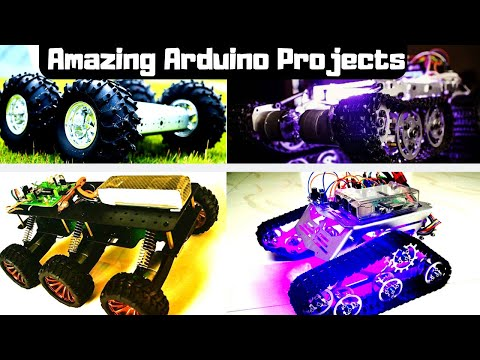 Best Arduino Projects for 2020 | Top  DIY Arduino Projects