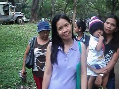 Parks & Wildlife Post New Year Bonding with the Maming Clan