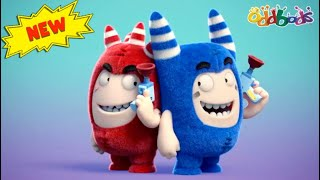 Oddbods | NEW | PRANK WAR CHALLENGE | Funny Cartoons For Kids