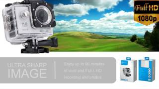 Astrum Sport Action Camera With Wifi
