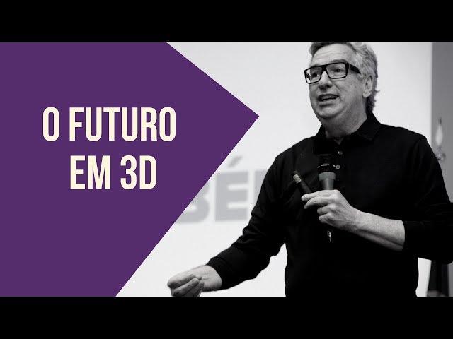 Você está preparado para o futuro? | Edmour Saiani