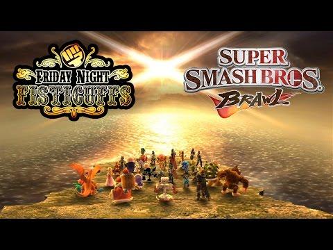 Friday Night Fisticuffs: Super Smash Bros. Brawl