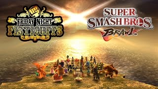 Friday Night Fisticuffs: Super Smash Bros. Brawl