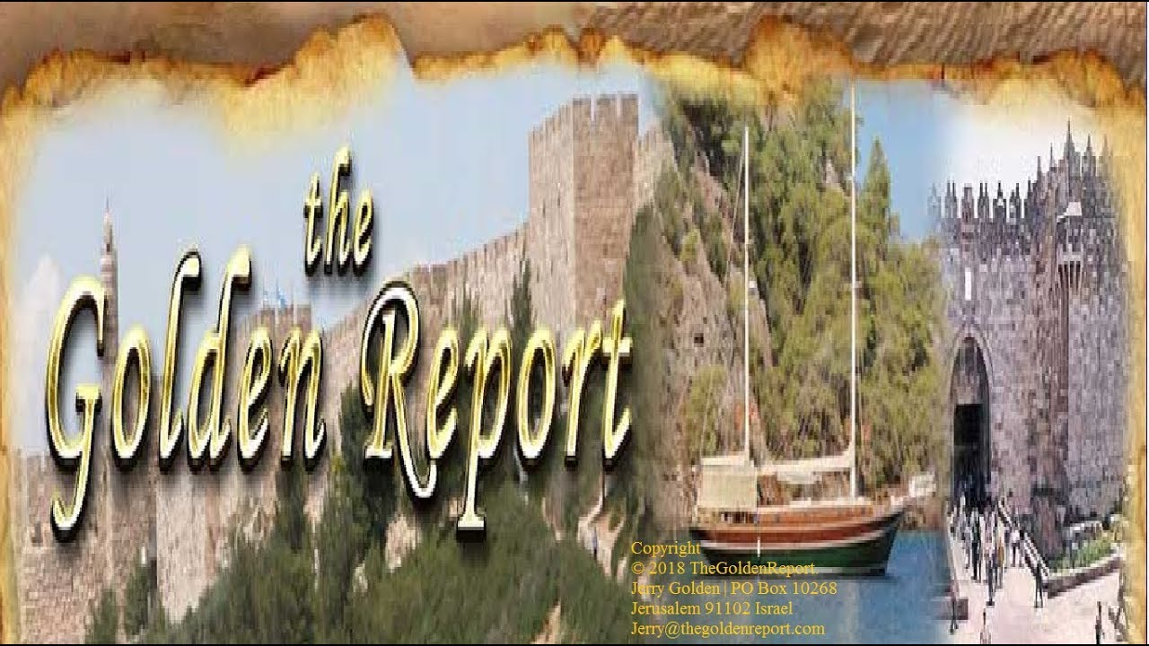 The Golden Report with Jerry Golden, Helping Jewish People Come Home