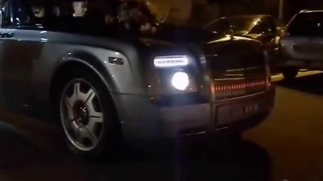 cortge mariage en rolls royce phantom drophead lyon - Location Rolls Royce Mariage