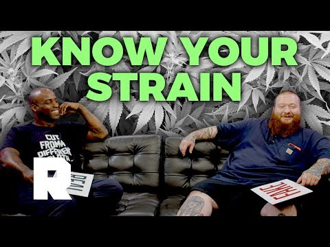 'Know Your Strain' With Action Bronson and Ricky Williams | The Ringer