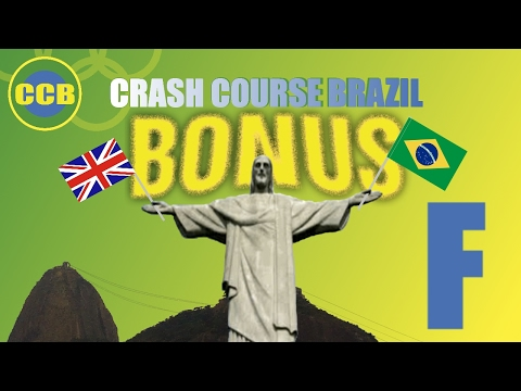 Bonus vocabulary : English words you can use in Brazil; letter F