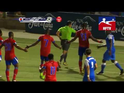 NICARAGUA VS HAITI 3-28-17