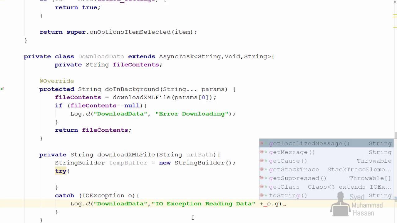 Full tutorial pdf xml