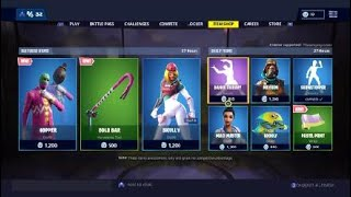 Fortnite Item Shop 4/19/19 *New* Hopper Skin