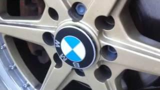 My BMW e30 M42 4 door