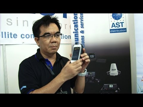AST Singapore (Indonesia Yacht Show 2014) - Applied Satellite Technologies