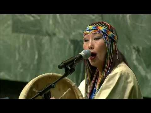 Opening Session Of The 17th UN Permanent Forum On Indigenous Issues (UNPFII17)