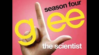 Glee - The Scientist [Full HQ Studio] - Download