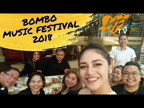 KUMAIN AKO NG FLOWER ICE CREAM! Bombo Music Festival 2018    Hazel Faith TV