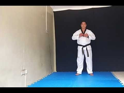 Basic Double Arms Middle Block (Coach Lito)