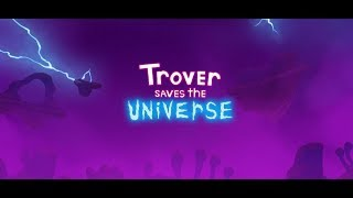 Trover Saves The Universe | Justin Roiland Interview | PlayStation Live From E3 2018