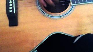 Day dứt nỗi đau - Mr Siro guitar cover