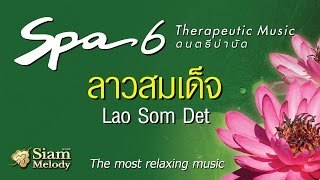 Spa Music 6 ดนตรีบำบัด เพลงสปา - ลาวสมเด็จ [Official MUSIC]