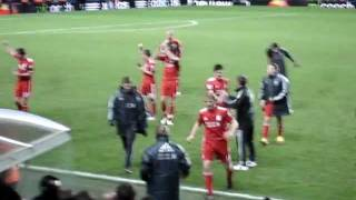Chelsea vs Liverpool 0 - 2 Carling Cup 29th November 2011