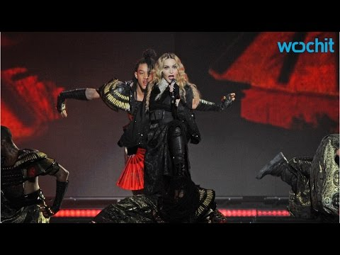 Wait, Madonna Got Butt Implants?