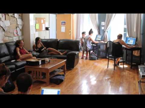 A Promotional video for IHSP Chicago Hostel at Damen CTA