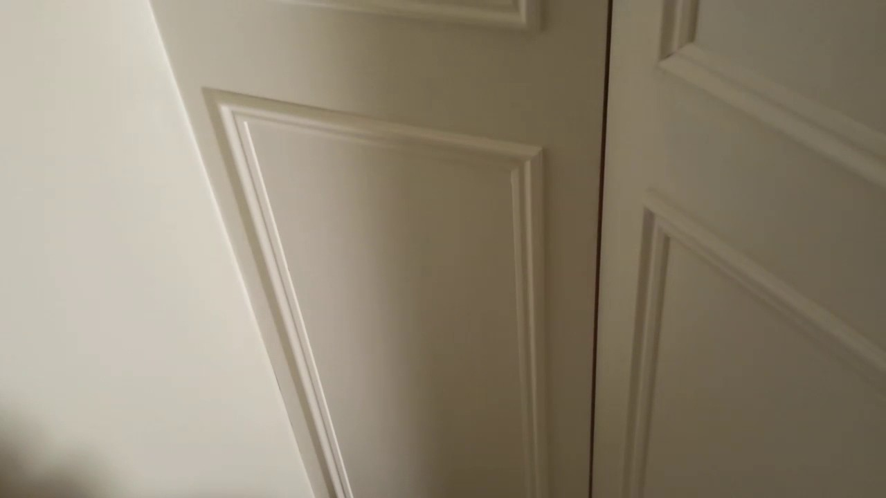 Painting Mdf Built In Wardrobes With Farrow And Ball Youtube