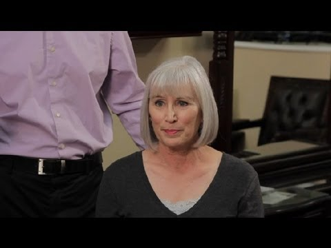 Easy to Maintain Hairstyles for Older Women : Hair Care & Styling ...