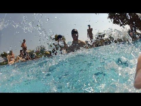 Una giornata in piscina vlog domenica 17 giugno 2012 for Vlog in piscina