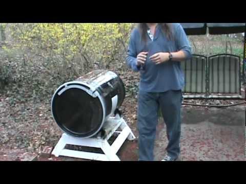 Como construir un barril de abono organico youtube - Hacer abono organico ...