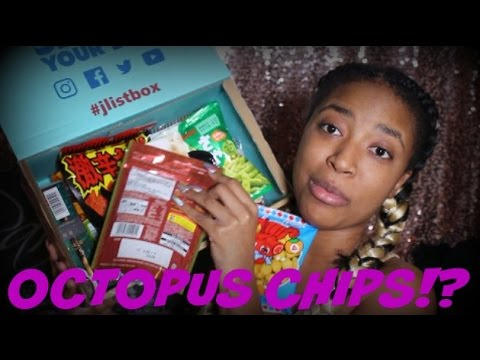 Canadian Tries Japanese Snacks | J-List Box