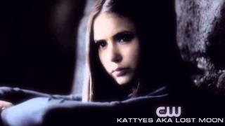 Дневники вампира [Кэтрин и Елена] - Поделили...(Юмор!)