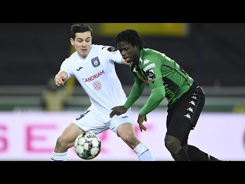 Cercle Brugge Anderlecht Goals And Highlights