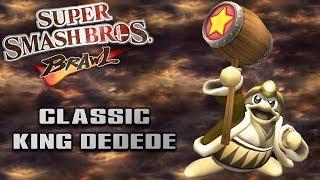 Classic King Dedede - Super Smash Bros. Brawl