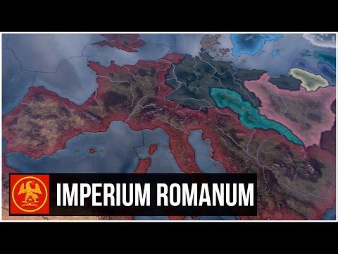 Создание Римской империи в Hearts Of Iron 4