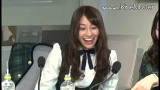 乃木坂が誇るポンコツキャプテン桜井玲香のカワイイシーンを集めました.