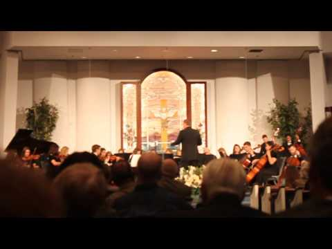 Collegedale Academy String Orchestra