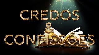 """Estudo Bíblico - 02/06/2021 - """"A Importância dos Credos e Confissões""""- Rev. Wanderson"""